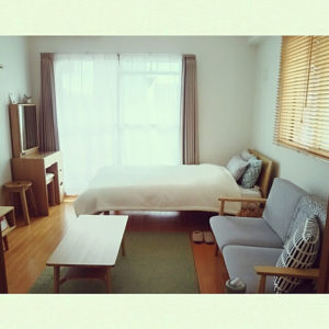 1R8畳一人暮らし部屋