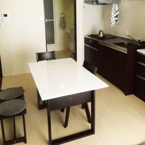 2k6畳の一人暮らし部屋画像