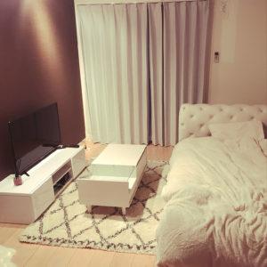 1K一人暮らし8畳の部屋