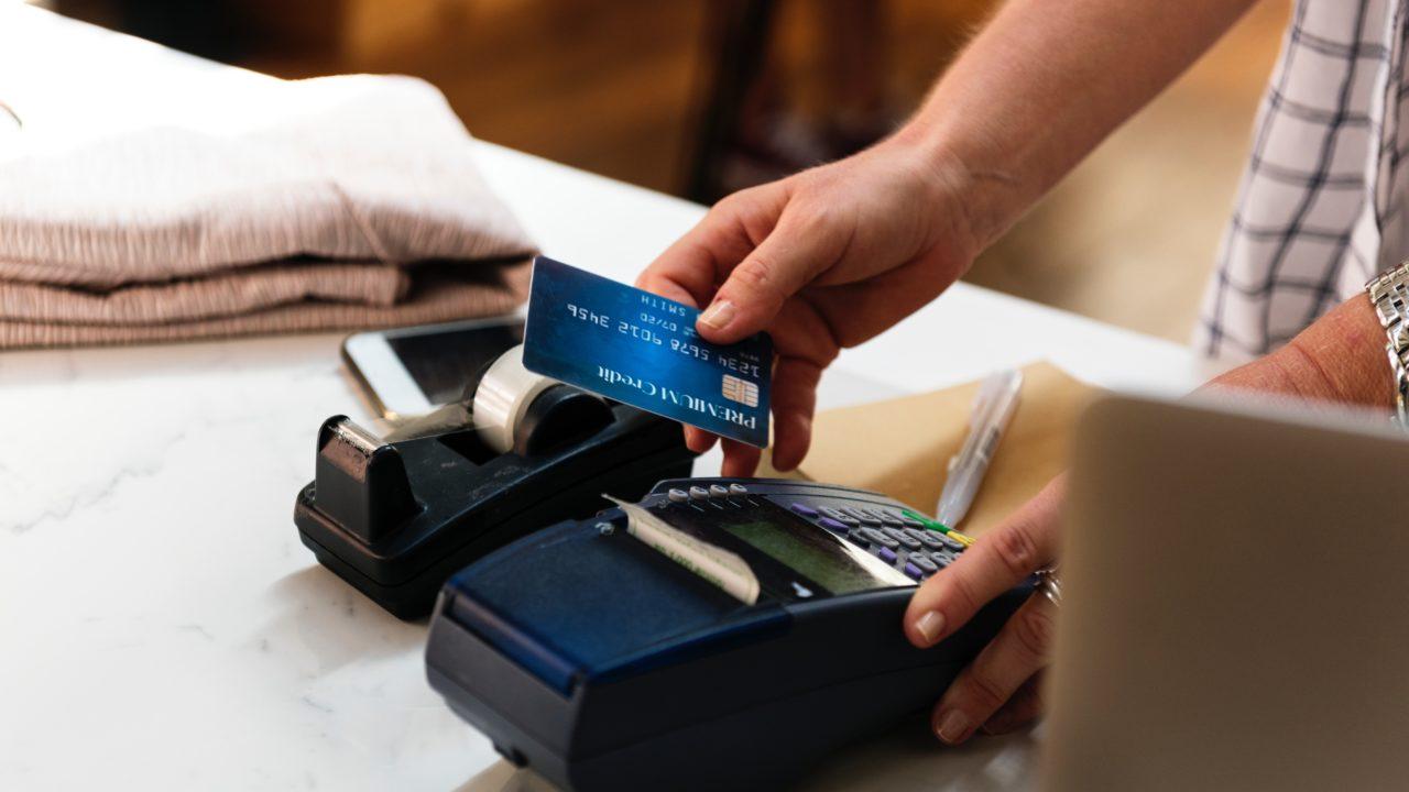 クレジットカード会計